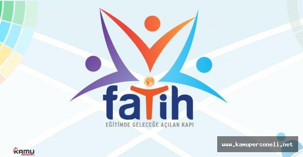 Dünya Devlerinden MEB FATİH Projesi İçin İşbirliği Teklifi