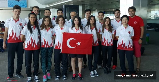 Dünya Gençler Oryantiring Şampiyonası Başlıyor