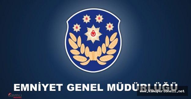 EGM'den Merkez Teşkilatına 1 Adet Şube Müdürlüğü Kurulması Yönünde Karar