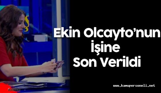 Ekin Olcayto CNN Türk'ten Kovuldu ! ( Ekin Olcayto Kimdir? )