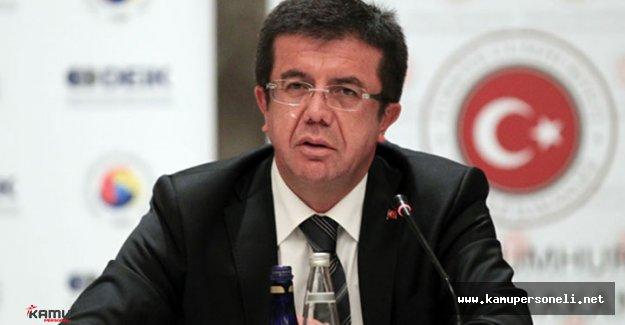 Ekonomi Bakanı İhracat Hedefleri Hakkında Konuşma Yaptı