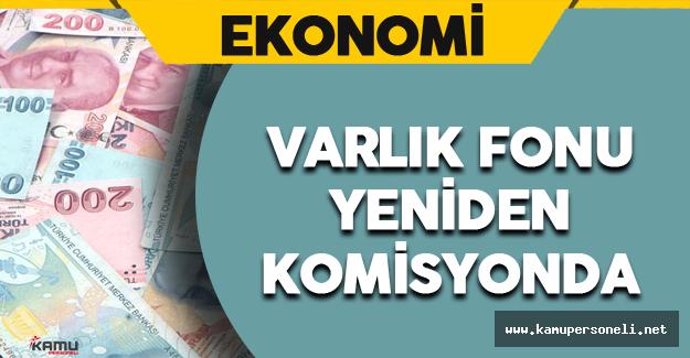 Ekonomi Bakanı Zeybekci'den 'Varlık Fonu' Açıklaması