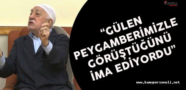 """Ekrem Keleş :""""Gülen'in Peygamberimizle Görüştüğü Gibi İfadeler Var"""""""