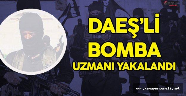 Elazığ'da Bomba Uzmanı DAEŞ Militanı Yakalandı