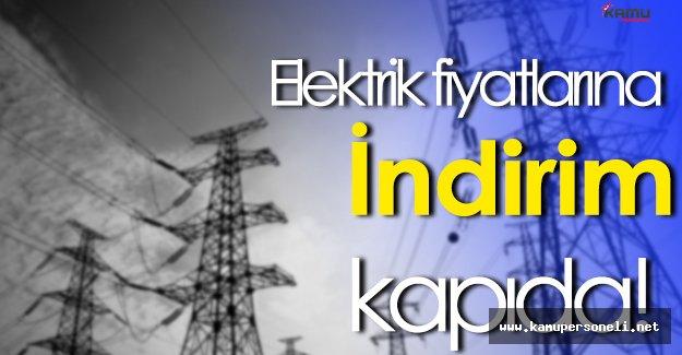 Elektrik Fiyatlarında Sevindirecek Haber: İndirim Kapıda!