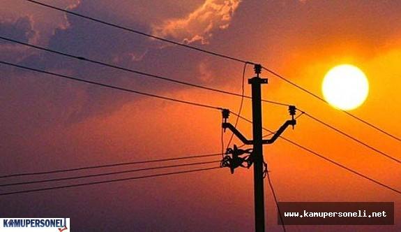 Elektrik kesintilerine Bakanlıktan açıklama