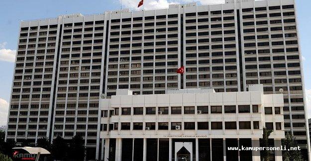 Enerji ve Tabii Kaynaklar Bakanlığında 300 Personel Açığa Alındı