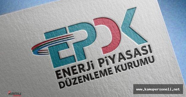 EPDK'da 25 Personelin Açığa Alınmasına Karar Verildi