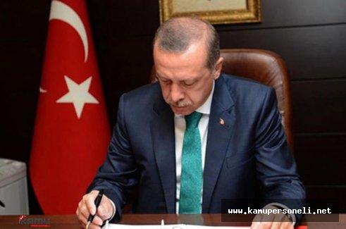 Erdoğan TSK Kanununda Değişiklik Yapılmasını Onayladı