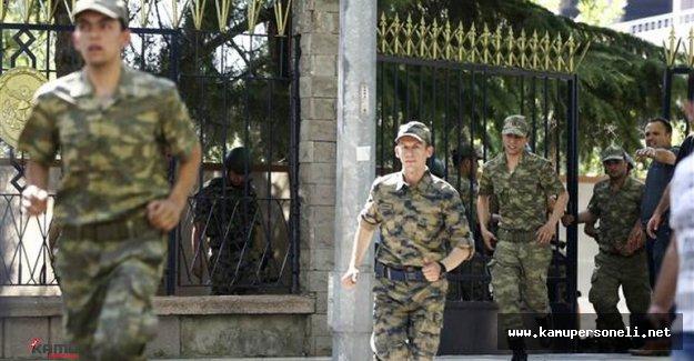 Erdoğan'ın Oteline Yapılan Saldırıda Yer Alan Subaylar Teslim Oldu