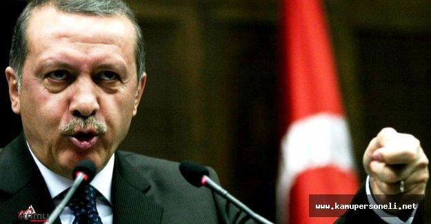 Erdoğan Patlamayla İlgili Konuşma Yaptı
