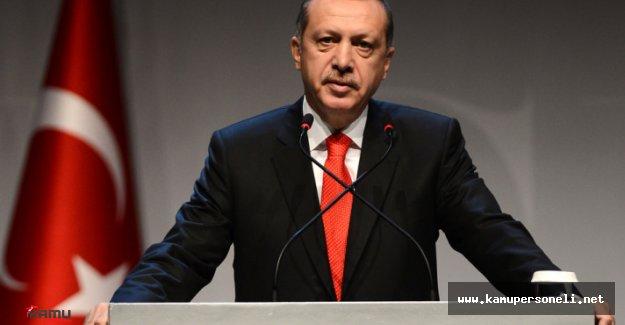 Erdoğan: Teröre Karşı Ayakta Durmaya Devam Edeceğiz