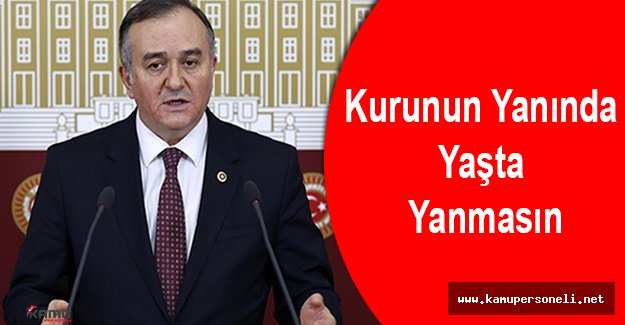 """Erkan Akçay: """"Kurunun yanında yaş da yanmasın"""""""