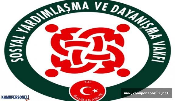 Erzurum SYDV Personel Alım İlanı 2016