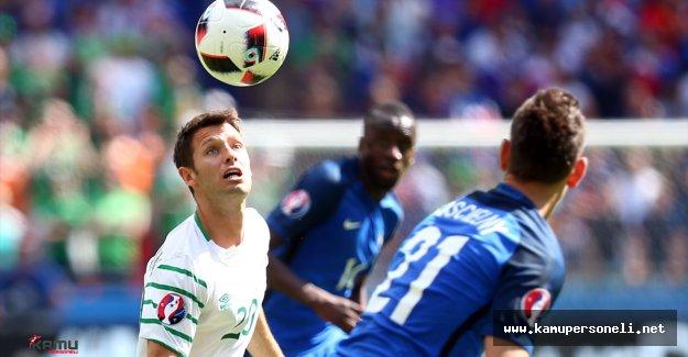 EURO 2016 Fransa İrlanda Maç Özeti - Fransa İrlanda Maçı Golleri