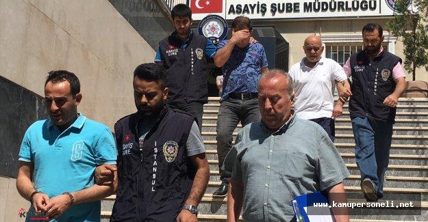 Evrakta Sahtecilik Yapan 2 Kişi Yakalandı ( Sahte Belgelerle 3 Milyon 500 Bin'e Arsa Sattılar )