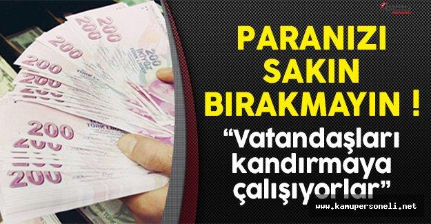Faturalardan Alacağınız Parayı Sakın Bırakmayın !