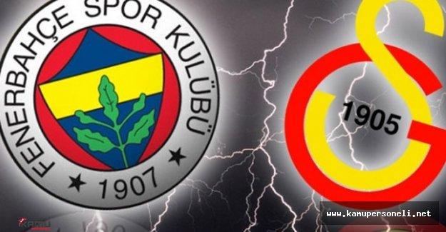 Fenerbahçe-Galatasaray Saat Kaçta? Hangi Kanalda Oynanacak?