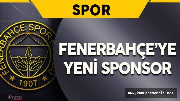 Fenerbahçe'nin Yeni Sponsoru