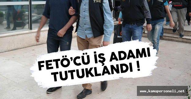 FETÖ'cü İş Adamı Sivas'ta Yakalandı
