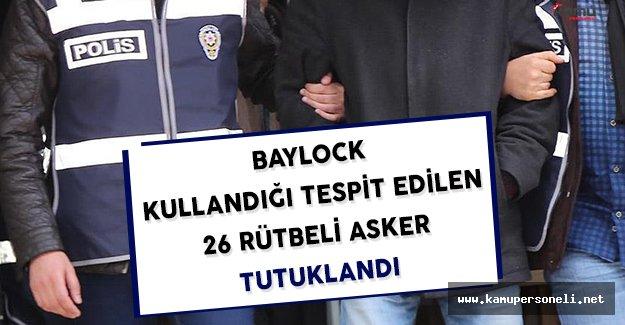 FETÖ'nün TSK Yapılanmasına Yapılan Operasyonlar Devam Ediyor! 26 Rütbeli Asker Tutuklandı