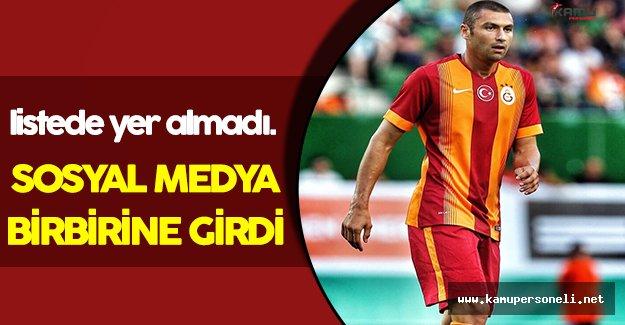 Fifa 17' nin En İyi 10 Türk Futbolcusu Belli Oldu