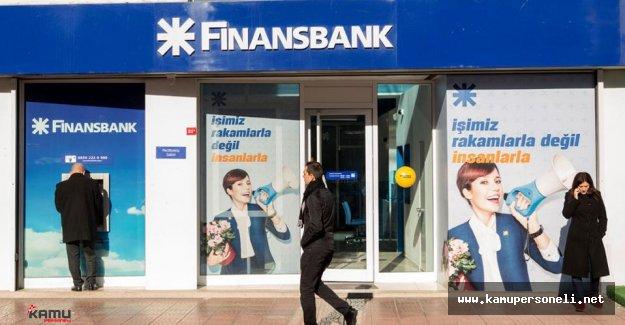 Finansbank En Az Lise Mezunu Personel Alımı İlanı
