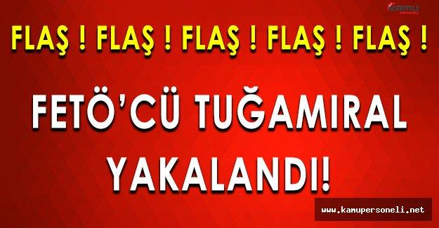 FLAŞ GELİŞME: FETÖ' cü Firari Amiral Yakalandı!