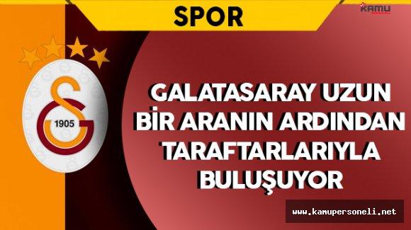 Galatasaray Taraftarlarıyla Buluşuyor