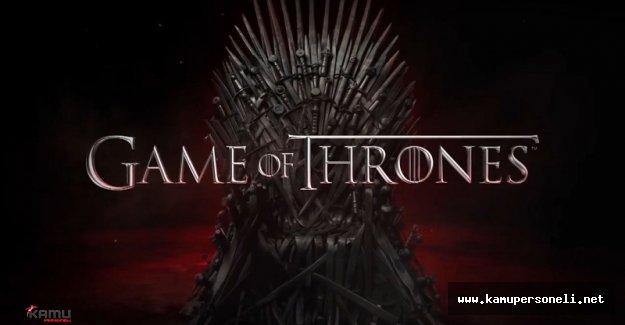 Game Of Thrones'tan Türkiyedeki İzleyicilerine Kötü Haber