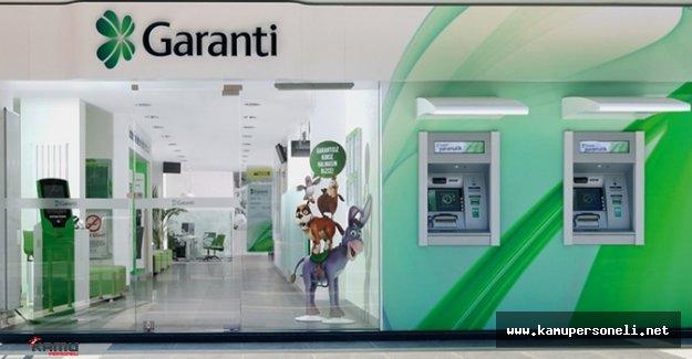 Garanti'den İlk Kez Kredi Çekenlere 100 Bin TL'ye Kadar Gelir Belgesiz Kredi