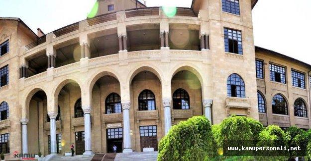 Gazi Üniversitesi Y. Lisans Doktora Programı Öğrenci Alım İlanı Yayımlandı