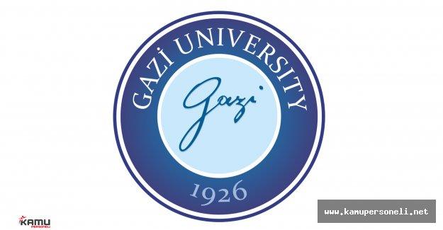 Gaziantep Üniversitesi Akademik Personel Alımı
