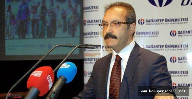 Gaziantep Üniversitesi Rektörlüğüne Prof. Dr. Ali Gür Atandı