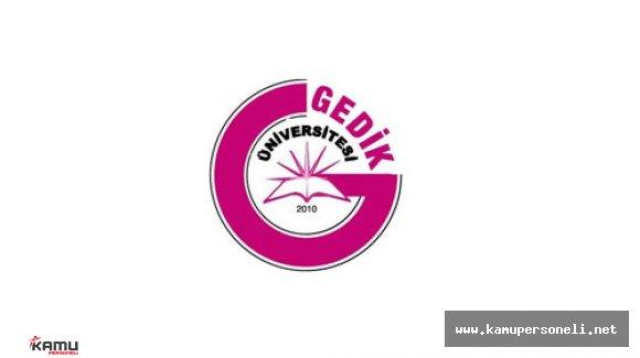 Gedik Üniversitesi İnsan Hakları Yönetmeliği Yayımlandı