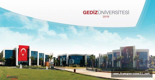 Gediz Üniversitesi Ana Yönetmeliği Değişti