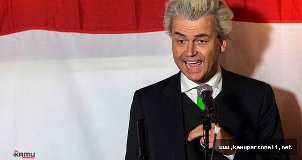 Geert Wilders'ten Donald Trump'a destek