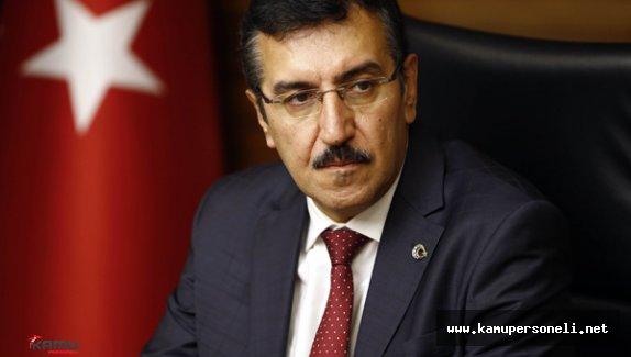 Gümrük ve Ticaret Bakanı Terör ve Dünya Tutumu