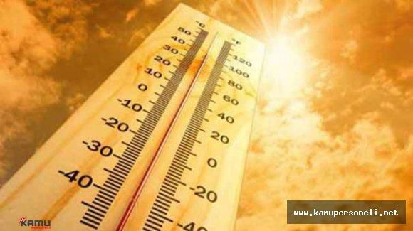 Güneydoğu Anadolu Bölgesi'ndeki 4 İlde Kavurucu Sıcaklar Etkili Olacak