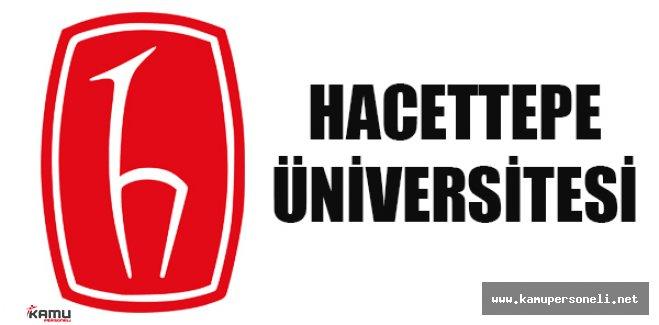 Hacettepe Üniversitesi Sözleşmeli Personel Alımı Başvuruları Sona Eriyor