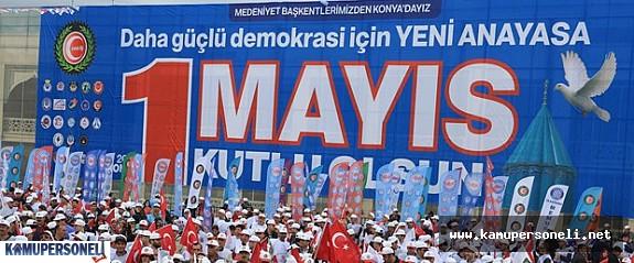 Hak-İş Genel Başkanından 1 Mayıs mesajı