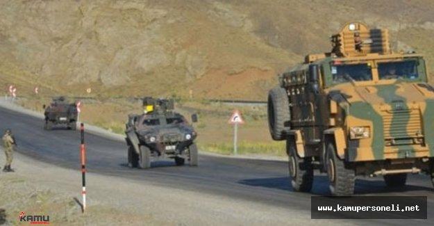 Hakkari'de Bazı Yerler Özel Güvenlik Bölgesi İlan Edildi