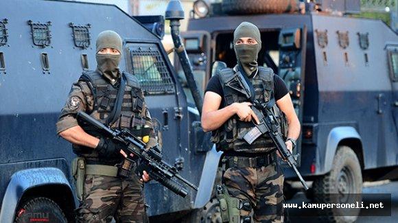 Hakkari'de Düzenlenen Operasyonda 9 Terörist Yakalandı
