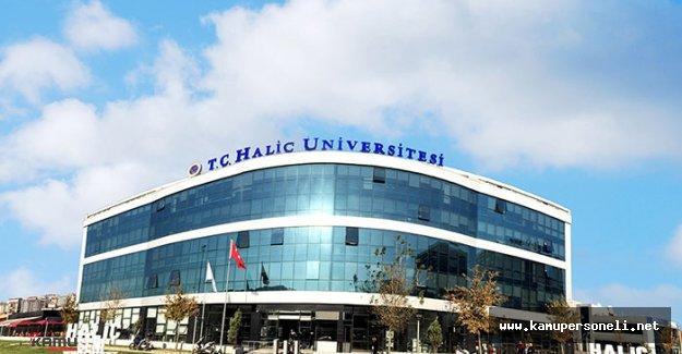 Haliç Üniversitesinde Türkiye Tarihinin En Büyük Yolsuzluğu Yapıldı