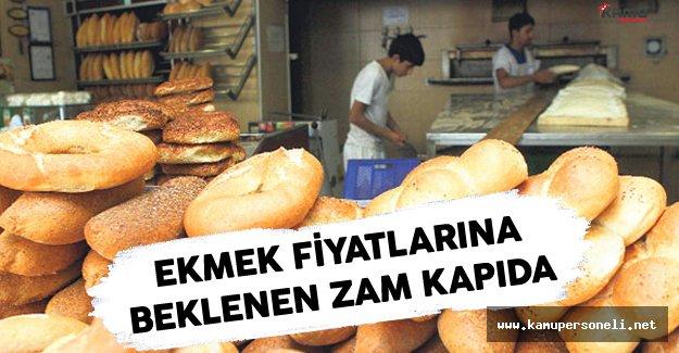 Halil Balcıoğlu Ekmek Fiyatlarına Zam Geleceğini Açıkladı