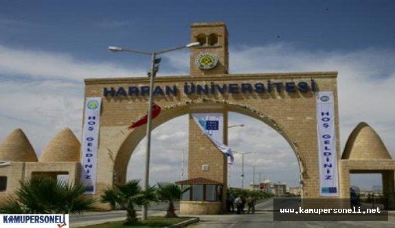 Harran Üniversitesi Eğitim Yönetmeliği Değişti