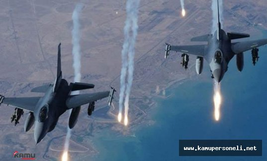 Hava Harekatı İle Bölücü Terör Örgütüne Yönelik Operasyonlar ( 68 Hedef ve 14 Terörist Etkisiz Hale Getirildi )