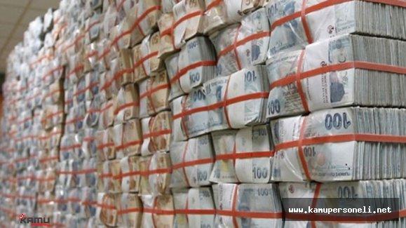 Hazine Alacakları Mayıs İtibariyle 17,6 Milyar Lira Oldu