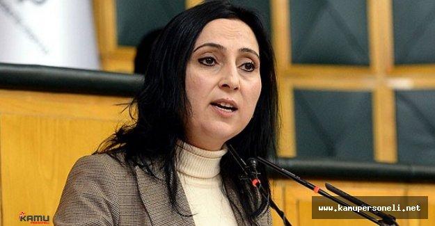 HDP Eş Başkanı Yüksekdağ Partisinin Grup Toplantısında Sert Açıklamalarda Bulundu