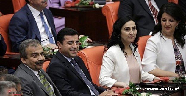 HDP Ortak Savunma Belgesi Yayınladı